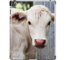 Poddy Calf iPad Case/Skin