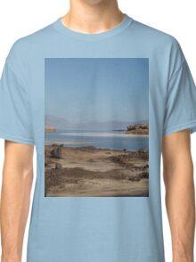 a desolate Djibouti landscape Classic T-Shirt