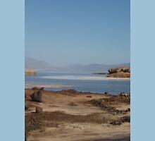 a desolate Djibouti landscape T-Shirt