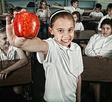 School Daze - Teacher's Pet by Alicia Adamopoulos