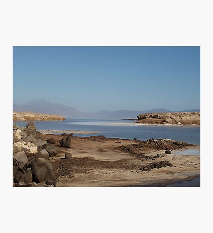 a desolate Djibouti