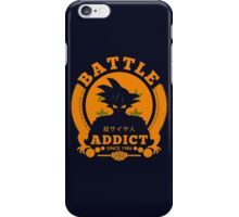Battle Saiyan iPhone Case/Skin