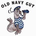 Old Navy Guy by HolidayT-Shirts