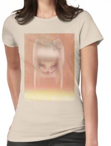 Grunge Doll Womens Fitted T-Shirt