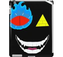Bill Cipher iPad Case/Skin