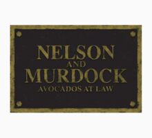 Nelson and Murdock, Avocados at Law by actionpotential
