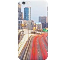 Philadelphia Timelapse iPhone Case/Skin