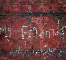friends by elisabeth tainsh