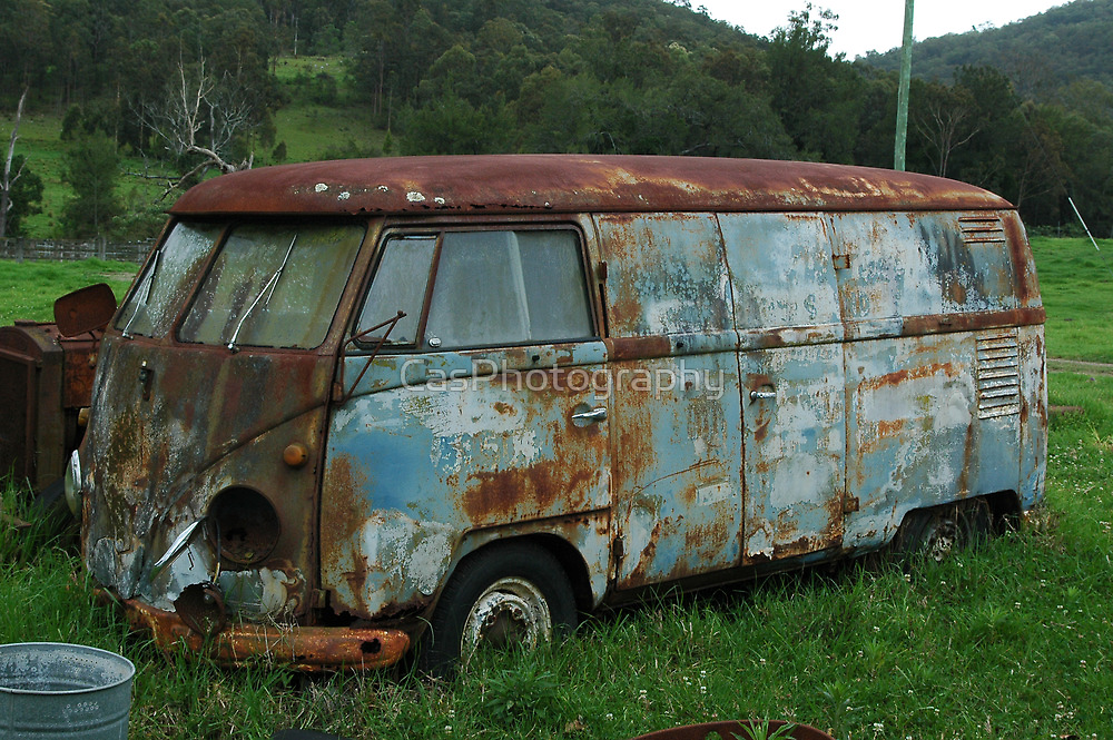 Mothership in Decay - NSW by CasPhotography