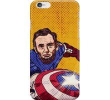 Cap'n Abe 'merica iPhone Case/Skin