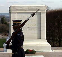 Tomb of the Unknowns by Ken Thomas Photography