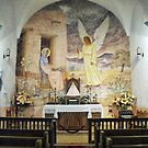 Inside the Chapel at La Bahia by Susan Russell