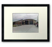 Nswfb Raymond Terrace Framed Print