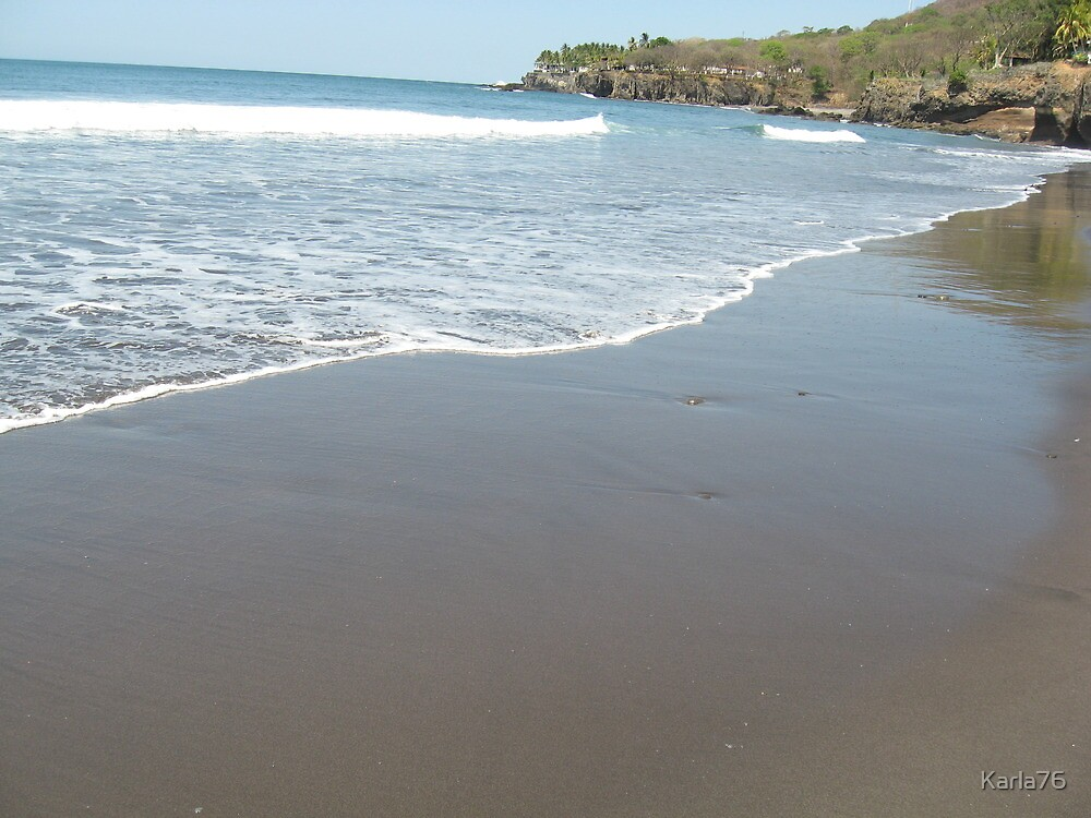 Playa El Zunzal by Karla76