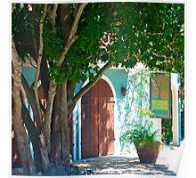 wine bar & restaurant, Esperanza| Vieques | PR Poster