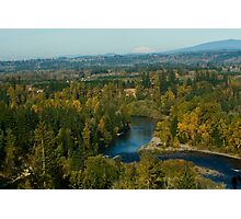 View from McIver Park  Photographic Print