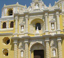Iglesia de la Merced  by Karla76