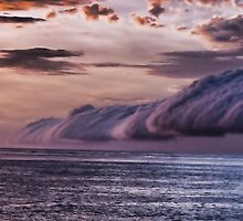 Broome cloud hovering  by Ausgirl60