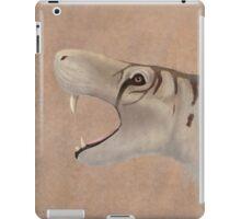 Inostrancevia alexandri iPad Case/Skin