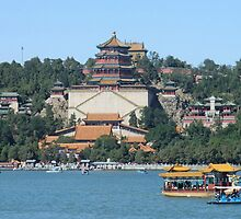 Summer Palace, Beijing by Shanna Underwood