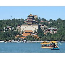 Summer Palace, Beijing Photographic Print
