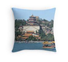 Summer Palace, Beijing Throw Pillow