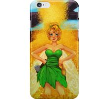 Tinkerbell loves Pixie Dust iPhone Case/Skin