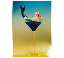 Drunk as a Fish Poster