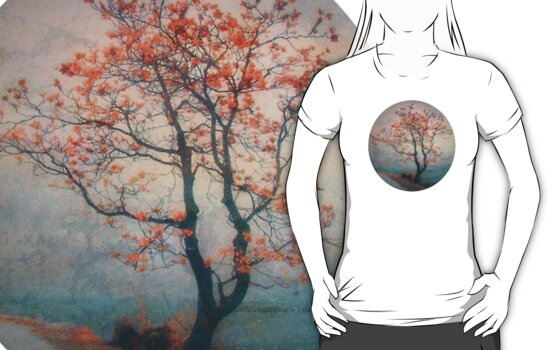 Between Seasons T-Shirt by Tara  Turner