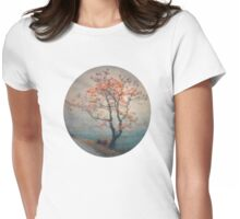 Between Seasons T-Shirt Womens Fitted T-Shirt