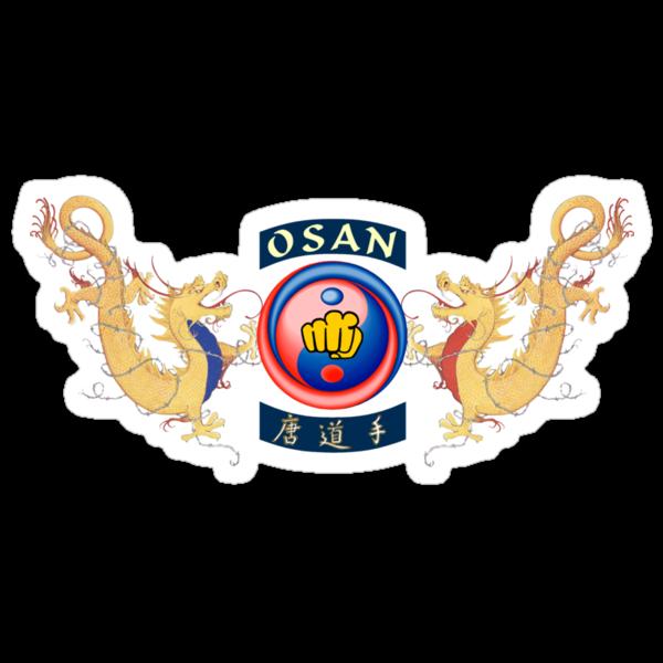 Osan dragons by shipsoo