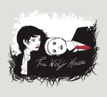 bette & rose - stars and vines tshirt by wolfhousemerch