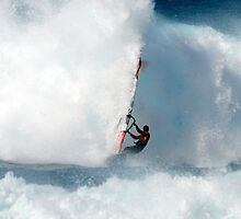 Big surf .... Ho'okipa Beach Park, North Shore, Maui .... by M-Pics