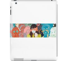Aquariumjazz iPad Case/Skin