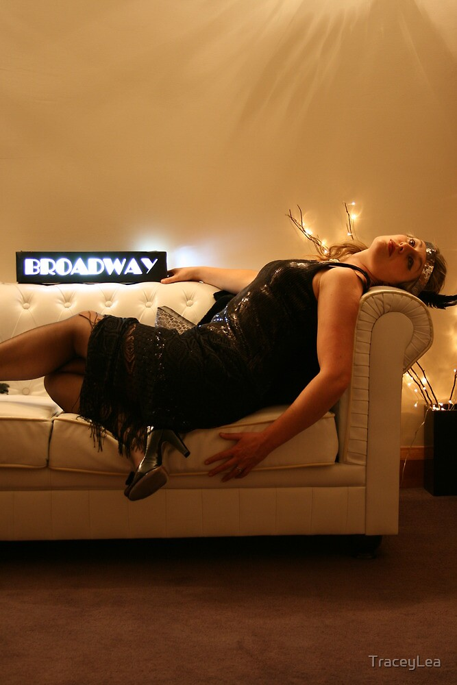 Broadway Lobby - Kim Sellers by TraceyLea