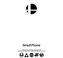 Super Smash Bros iPhone by DuncanOzco