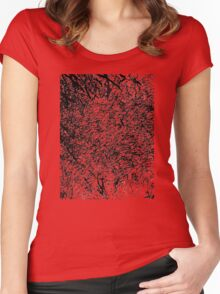 Ink Women's Fitted Scoop T-Shirt
