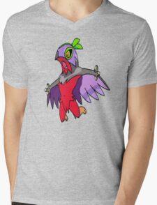 Shiny Hawlucha Mens V-Neck T-Shirt