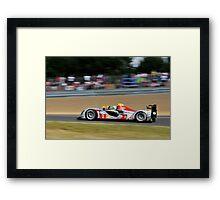 Le Mans 24hr .... Framed Print