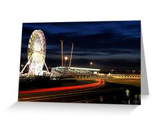 Le Mans 24hr .... Greeting Card