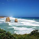 Apostles Port Campbell National Park Vic.Australia !!! by Heabar