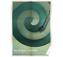 En Afton I Sverige Poster