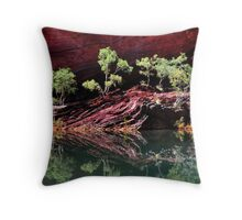The Joining Throw Pillow