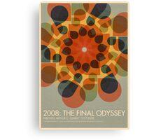 Farewell Arthur C. Clarke, 1917-2008 Canvas Print