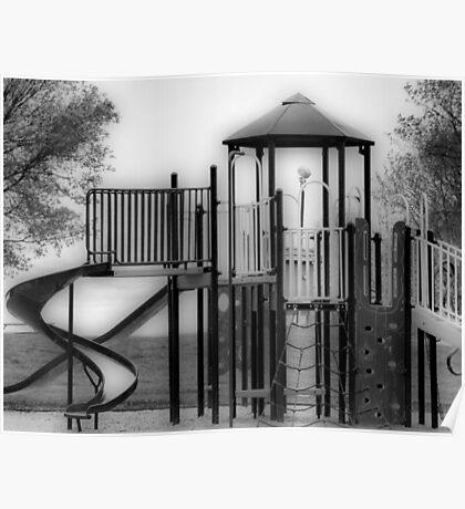 Playground Paradise Poster