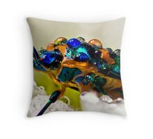 ...b'jewelled... Throw Pillow