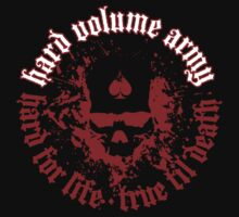 Hard Volume Army by Joe Natoli