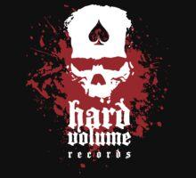 Hard Volume Records Logo by Joe Natoli