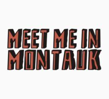 Meet Me In Montauk by InsomniACK