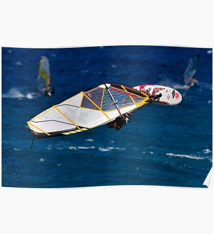 Big Air .... Maui  Poster